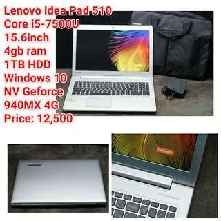 Lenovo idea Pad 510 Core i5-7500U