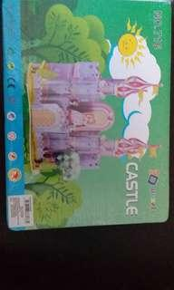 kids toy 3d castle puzzel at blessing price