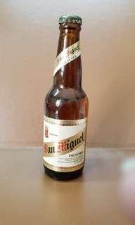 San Miguel 生力啤 酒辦 (不能飲用)