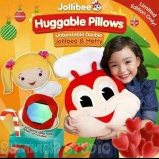 Jollibee Huggable Pillow