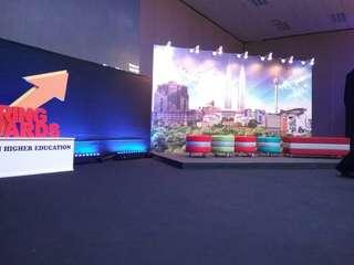 Stage decoration - Design and Printing