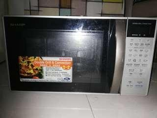 Sharp Microwave Oven & Grill