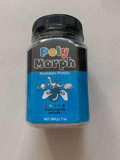 Poly Morph Moldable Plastic