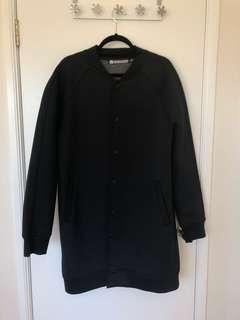 Acupuncture London Black Mens Coat (L)