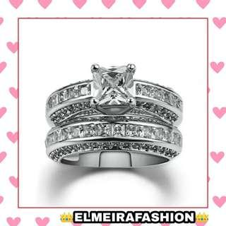085 RING.DFAE - Jewelry Rings Acc Import