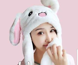 Bunny Ear Moving Hat
