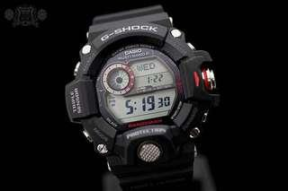 Black Red Casio Rangeman 100% Authentic GW9400 with FREE DELIVERY 📦 *Best Selling*