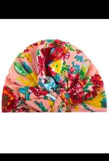 🚚 Spring Blossoms Baby Turban