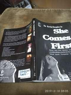 She comes first by dr kevin douglas jr 09