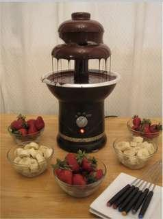Chocolate Fountain AVAILABLE FOR RENT