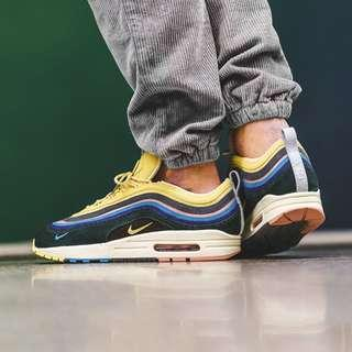 new products bee9f 71600 Sean Wotherspoon x Nike Air Max 97