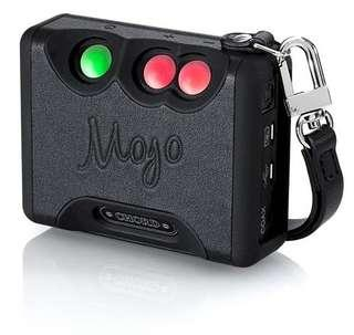 Chord Mojo DAC with leather case