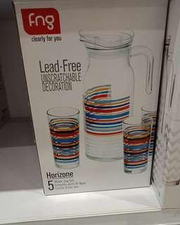 Gelas Set termasuk pitcher