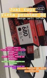 Tinta HP 680 Black