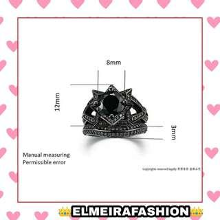 093 RING.DFAE - Jewelry Rings Acc Import