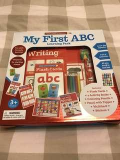 🚚 My first ABC