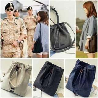 Tote bag song hye kyo