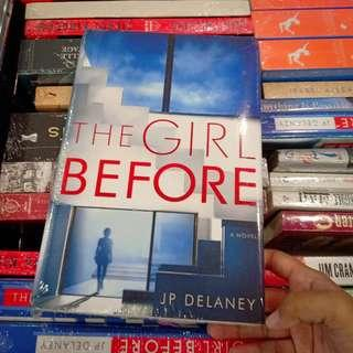The Girl Before (hardcover)