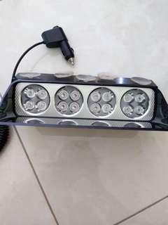 Lampu rotary Flashing warning LED
