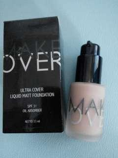 Make Over Foundation Free eyeliner Maybelline