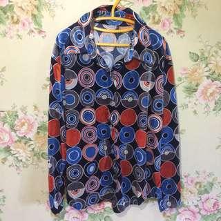 Bludru Shirt