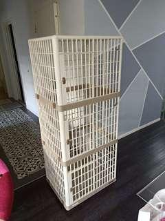 3 tier cat cage from japan