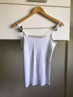 Forever 21 White Camisole