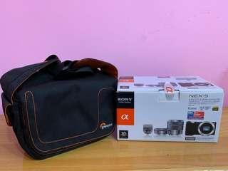 🚚 Sony  NEX-5單眼相機