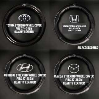 Instock Quality steering wheel covers