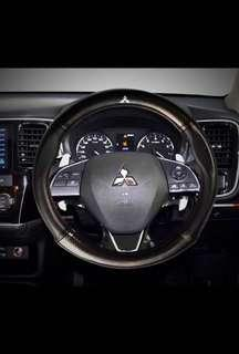 INSTOCK Mitsubishi Steering Wheel Cover