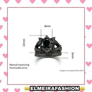 100 RING.DFAE - Jewelry Rings Acc Import