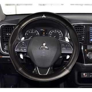 ☄️Instock Mitsubishi Steering Wheel Cover