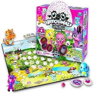 Hatchimal Eggventure Board Game