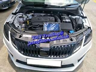 🚚 #jetexfilters_skoda. #jetexfiltersasialink. Skoda Octavia VRS 2.0 in the house to replace  Jetex Racing Performance drop in air filter with 1.14 Kpa flow rate washable & Reusable.