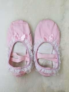 粉紅色芭蕾舞鞋