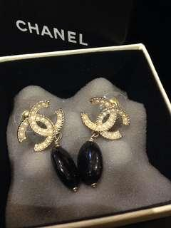 Authentic 2014 Chanel earrings