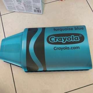 Crayola set: crayon, pensil warna, spidol