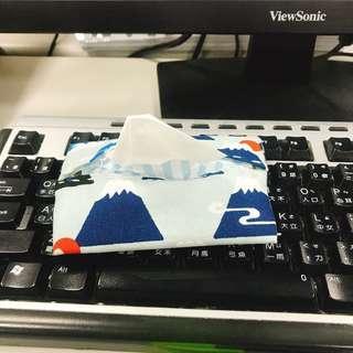 🚚 辦公小物-面紙套(手縫)