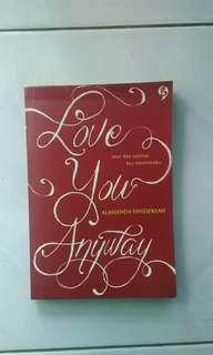 Novel Love You Anyway
