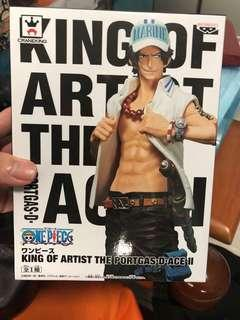 King of artist ace marine