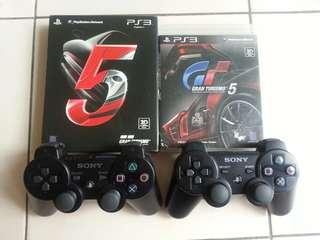 Stik dan CD ps3