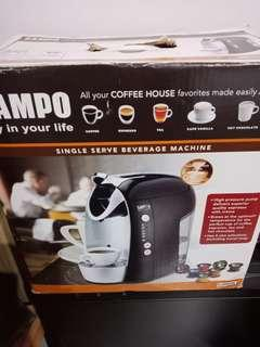 聲寶膠囊咖啡機
