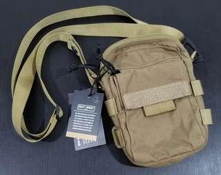 Tactical Sling/Side Pouch (Khaki)