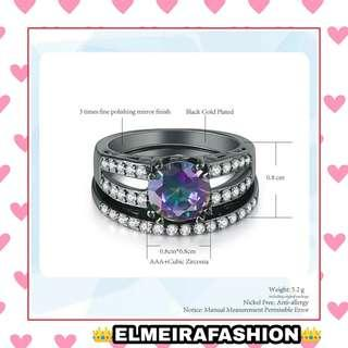 105 RING.DFAE - Jewelry Rings Acc Import