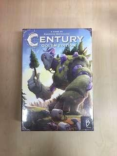 Century Spice Golem Board Game
