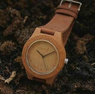 Wooden Watch Selasar