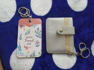 Card Holder and ID Holder