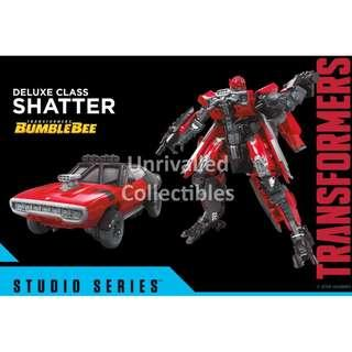 [Pre-Order] Hasbro Takara Tomy TF Studio Series Deluxe Class Wave 6 – SS-40 SS40 Bumblebee Movie Shatter