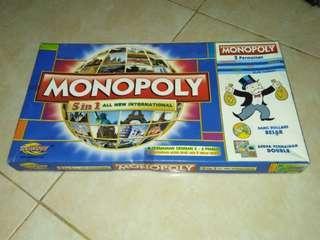 Monopoly by Wayang.inc