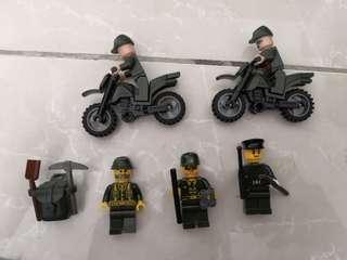 Lego military set